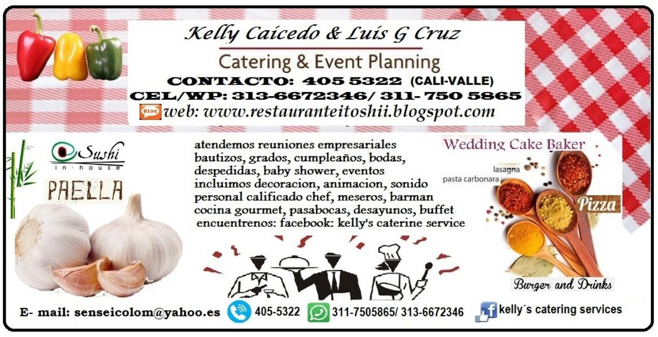 Kelly S Catering Services Valle Del Cauca Colombia