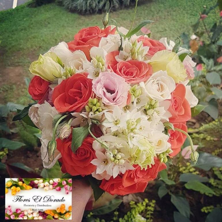 Flores El Dorado Heredia Costa Rica