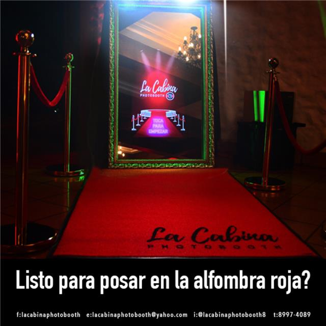 La Cabina Photobooth, CR
