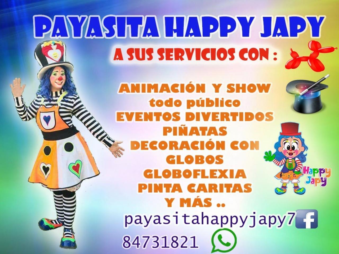 Payasita Happy Japy Guanacaste Costa Rica