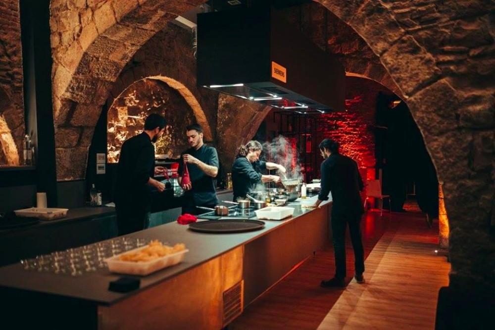 Image result for born to cook barcelona
