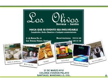 Los Olivos Terraza Jardín Colima México