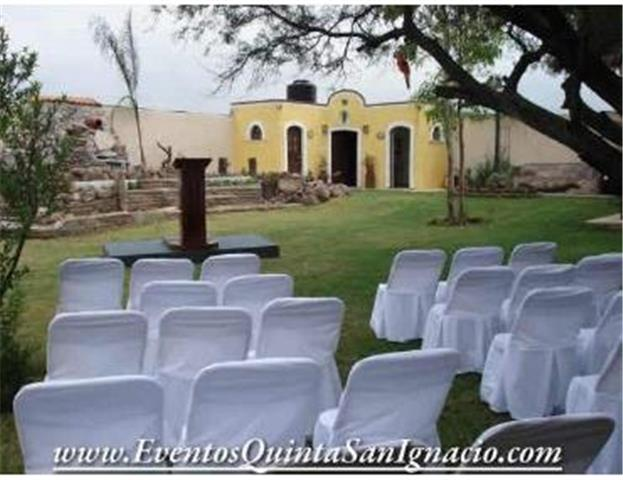 Jardín Quinta San Ignacio Aguascalientes México